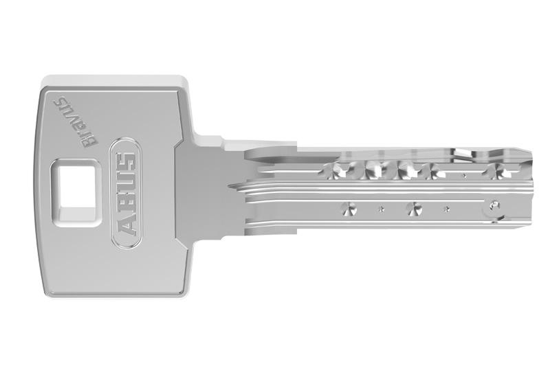 Ziehschutz BS01/ 4000/Hochsicherheits Doppelzylinder mit 3/Schl/üssel L/änge 30//30/mm mit Sicherungskarte//h/öchstem Kopierschutz//Notfall /& Risiko Funktion und erh/öhter Schutz gegen Bohr-u Ziehschutz nur ke ABUS Bravus